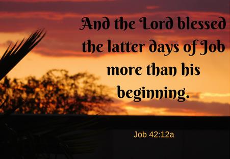 Job 42:12a
